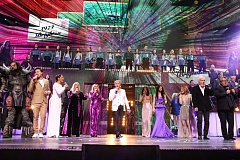 Eurovision Song Contest's Greatest Hits 2015, fot. BBC